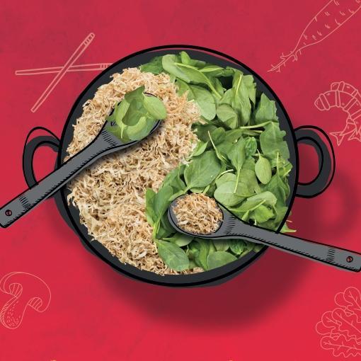 Cuisinez l 39 esprit wok ep ne - L esprit cuisine laval ...